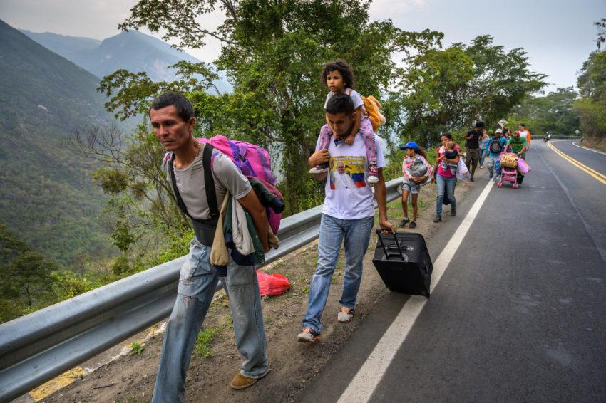 Update Venezuela Migración: La exigencia de visa a venezolanos para entrar a Ecuador colapsa la frontera