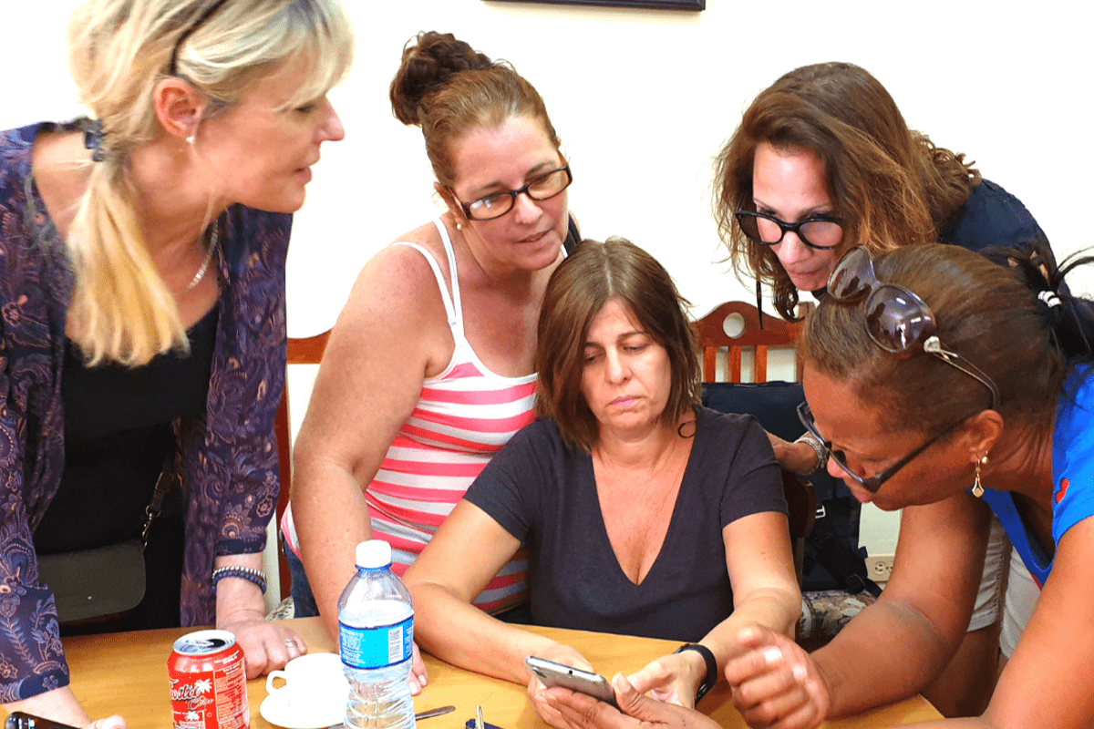 Fondation Ganydar projet Cabildo La Havane Cuba