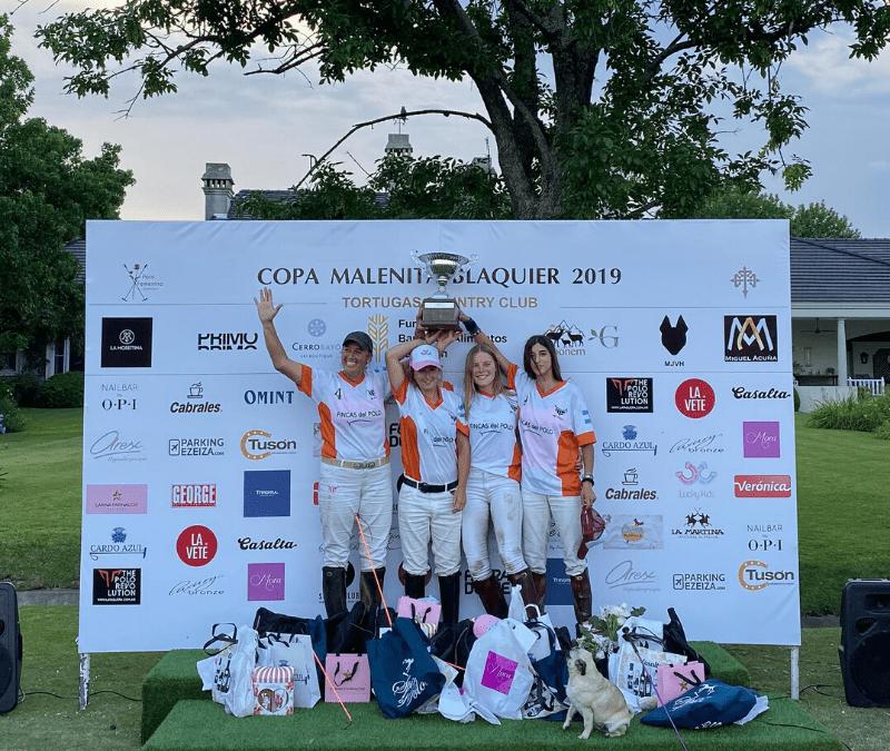 La Fondation Shoonem remporte la coupe Malenita Blaquier 2019