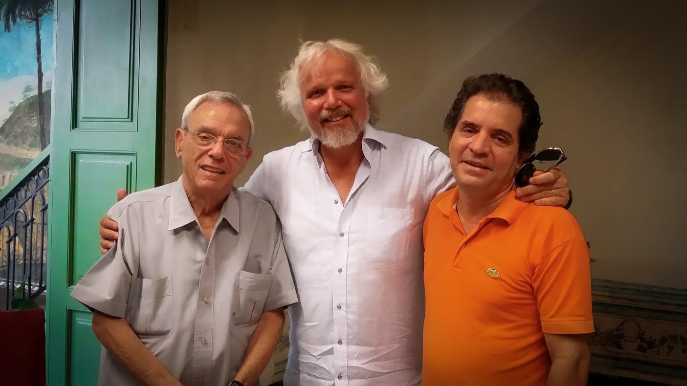 Eusebio Leal Spengler Fondation Ganydar Cuba La Havane
